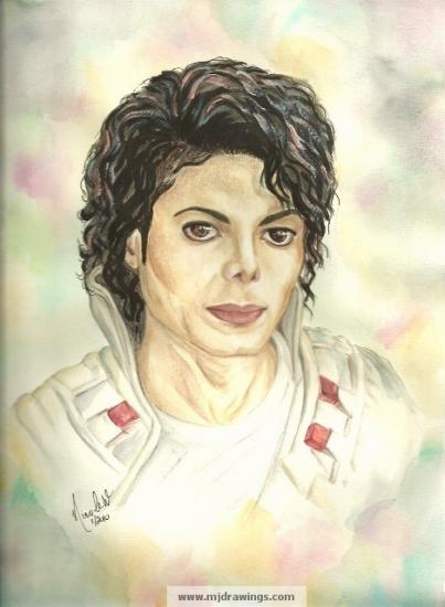 Michael Jackson por NicoleW